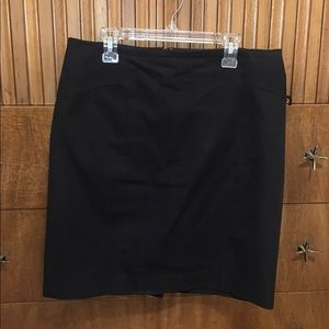 Banana Republic Black Pencil Skirt 8P